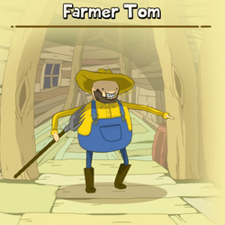 Farmer Tom Creature