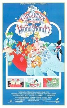 The Care Bears Adventure in Wonderland Theatrical Poster