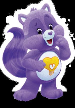 Bright Heart Raccoon  Care Bear Wiki  FANDOM powered by Wikia