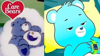 Classic Care Bears The Evolution of Bedtime Bear!