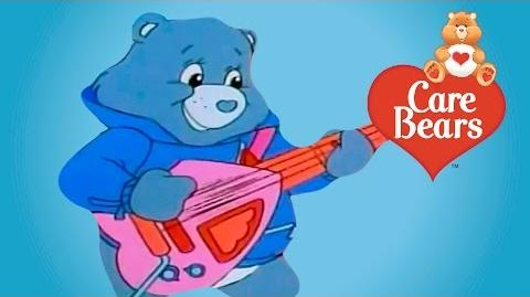 Classic Care Bears Grams Bear's Thanksgiving Surprise (Part 1)