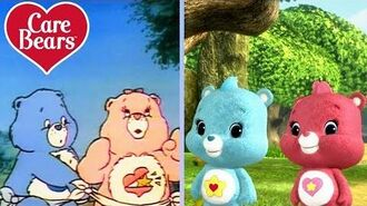 Classic Care Bears The Evolution of Hugs and Tugs