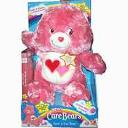Bubble gum scented Love-a-Lot Bear