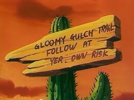 Gloomy Gulch Trail