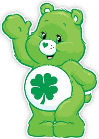 Good Luck Bear Care Bear Wiki Fandom Powered By Wikia