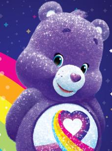 Rainbow Heart Bear  Care Bear Wiki  FANDOM powered by Wikia
