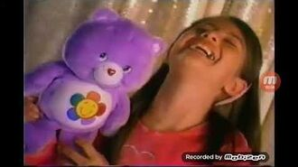 Glitter Glow A Lot Care Bears Commercial 2007