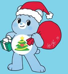 Christmas Wishes Bear