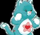 Proud Heart Cat