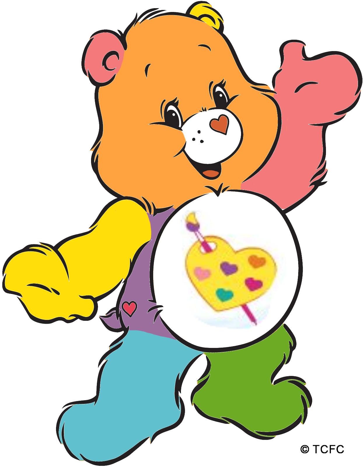 Work Of Heart Bear