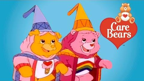 Classic Care Bears The Two Princesses