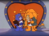 The Fabulous Care Bear's Safety Game