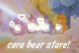 Care bear stare