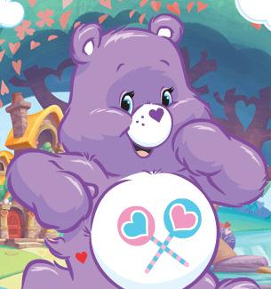Share Bear  Care Bear Wiki  FANDOM powered by Wikia