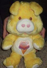 Treat Heart Pig Plush