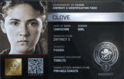 Clove ID Card