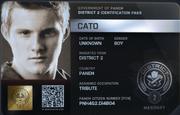 Cato ID Card