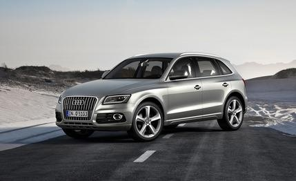 Audi Q5 Carinfo Wiki Fandom Powered By Wikia
