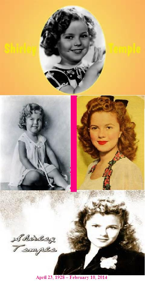 Shirley Temple 1928–2014