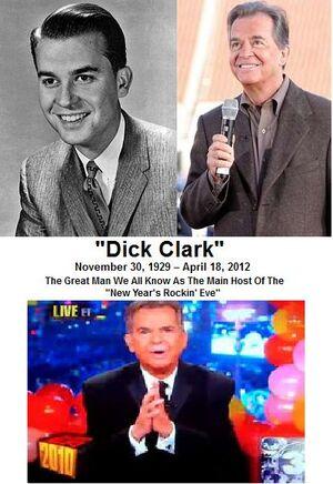 Dick Clark Memory