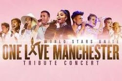One Live Manchester The Memory Concert