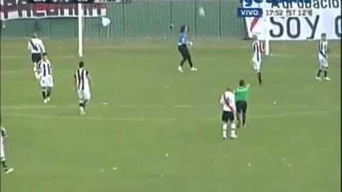 Central Norte vs River Plate (1-0) Amistoso de Pretemporada 2013 - Salta