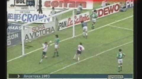 """Copilado de Goles del """" Burrito """" Ariel Ortega en River Plate Parte 1-4 ( Año 93-94)"""