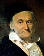 Category:Carl Friedrich Gauss