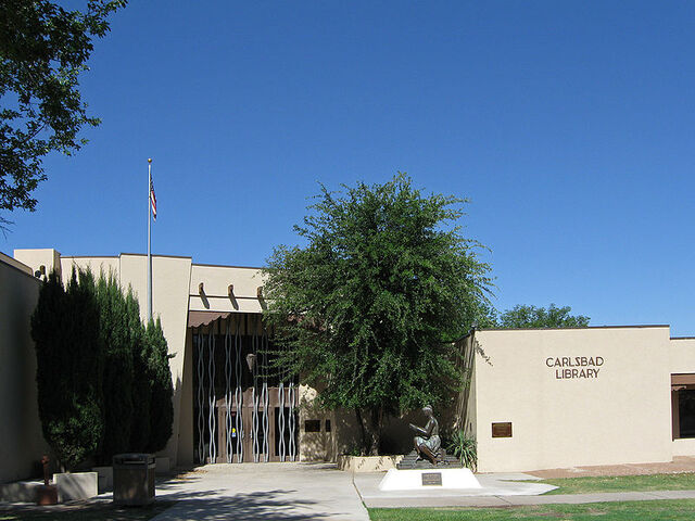 File:Carlsbad New Mexico Public Library.jpg