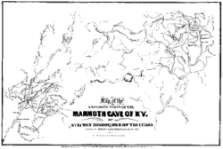 MapofMammothCave