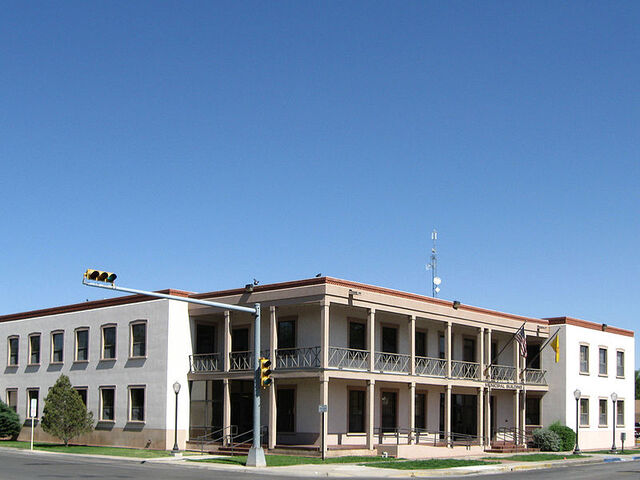 File:Carlsbad New Mexico Municipal Building.jpg