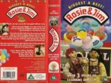 Rosie and Jim - Biggest and Best!