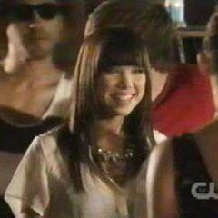 Carly on <i>90210</i>.