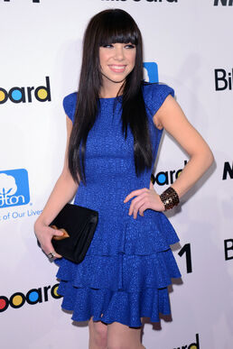 Carly in Blue