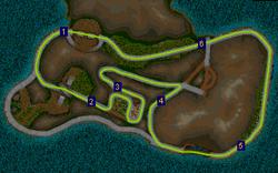 Krawędź rozpaczy (Mapa)