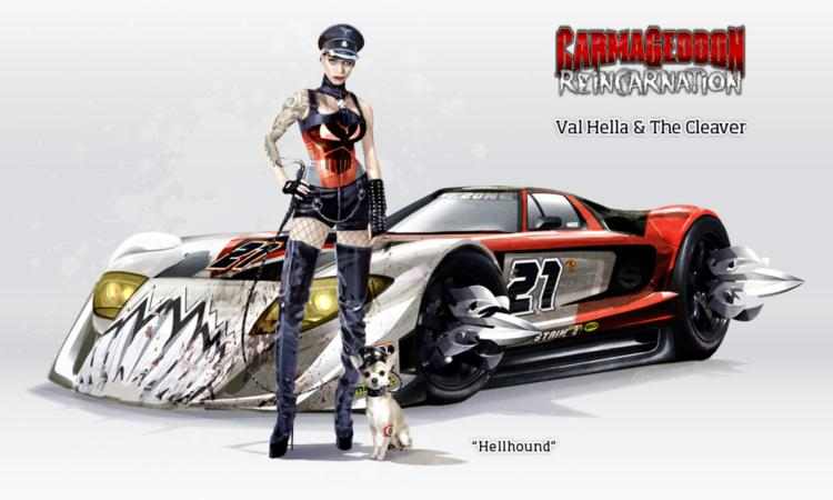 Val Hella | Carmageddon Wiki | FANDOM powered by Wikia