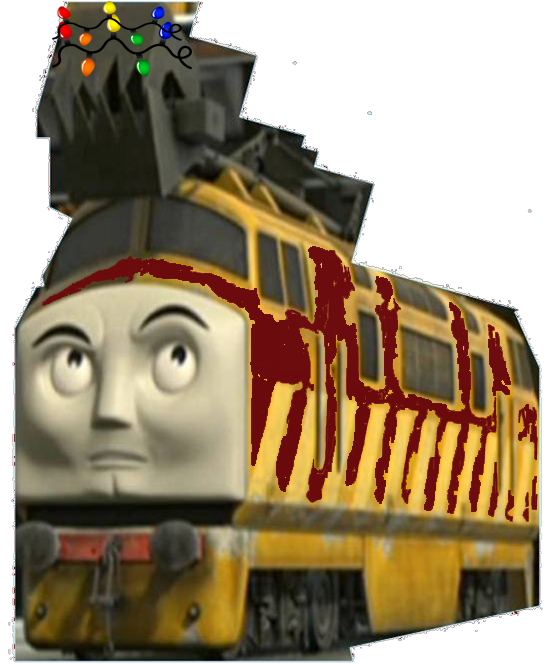 Image - Diesel 10 as the Ghost of Christmas Future.png | Carmen (animated & live action) Wiki ...
