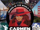 Where in the World is Carmen Sandiego? (book)