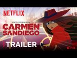 Carmen Sandiego Season 3 Trailer