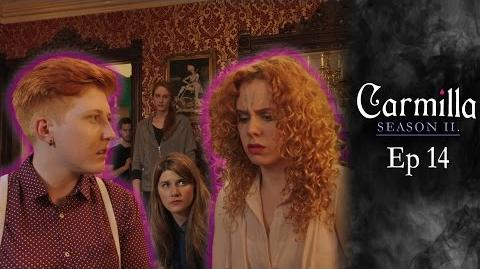 "Carmilla Season 2 Episode 14 ""Sous Les Paves"""