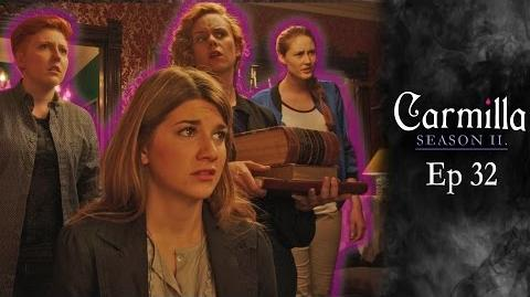 "Carmilla Season 2 Episode 32 ""Radio Letter"""