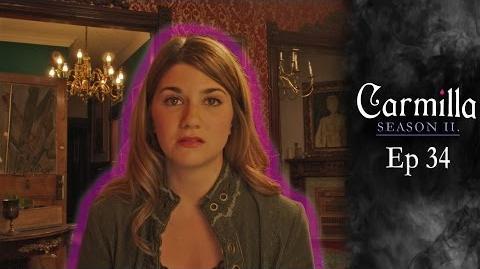 "Carmilla Season 2 Episode 34 ""Last Call"""