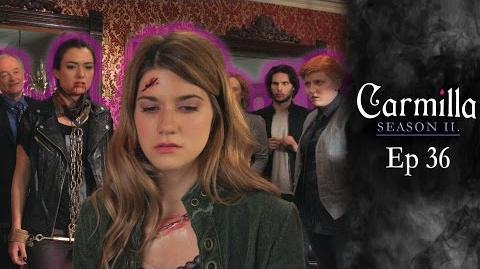 """Carmilla Season 2 Episode 36 """"The Execution of Carmilla Karnstein"""""""