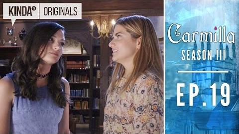"Carmilla S3 E19 ""Coping Strategies"""