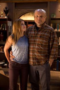 Laura and Papa Hollis 2