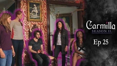 "Carmilla Season 2 Episode 25 ""Bluster and Consequences"""