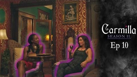"Carmilla Season 2 Episode 10 ""Sister Spycraft"""