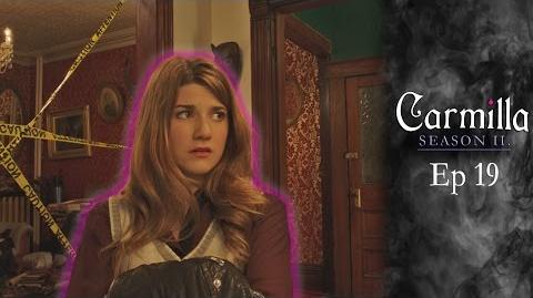 """Carmilla Season 2 Episode 19 """"Dividing Lines"""""""