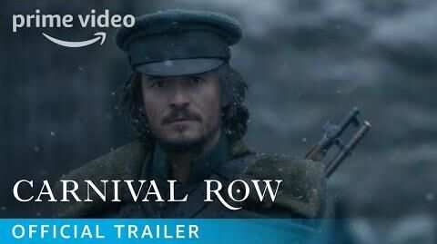 Carnival Row Season 1 - Official Trailer Prime Video