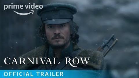 Carnival Row Season 1 - Official Trailer Prime Video